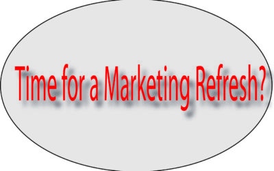Start 2021 With A Marketing Refresh