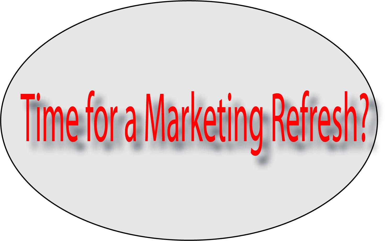 marketing refresh