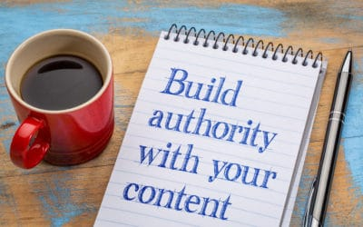 How can Content Marketing help build Brand Authority?